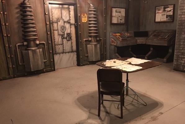Case File: X (Eludesions Escape Rooms) Escape Room
