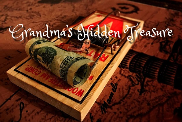 Grandma's Hidden Treasure (That Escape Place) Escape Room
