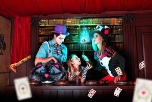 Квест Alice in Wonderland