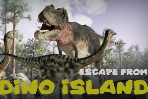 Квест Escape from Dino Island