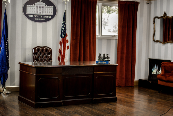 Save the White House II (Room Escape DC) Escape Room