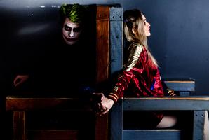 Квест Survive the Joker's Trap