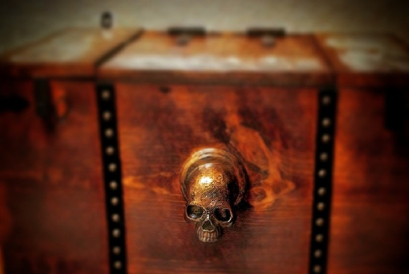 The Ghostly Galleon (Hourglass Escapes) Escape Room