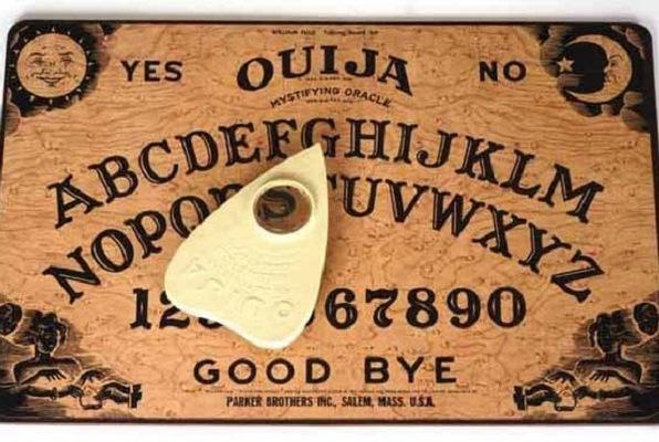 Mystic Ouija