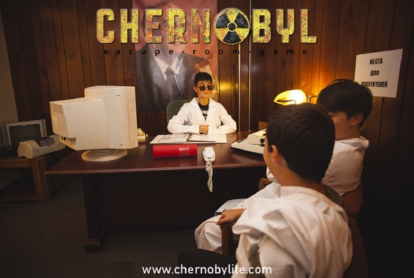 Chernobyl (Escape Room Games) Escape Room