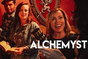 Квест Alchemyst