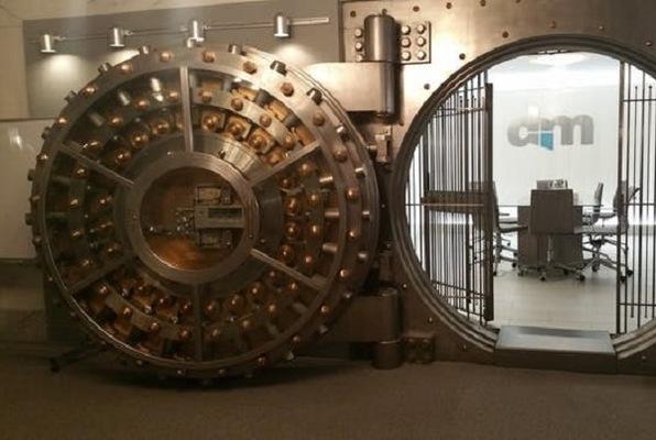 Bank Heist Room