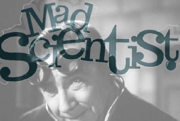 Mad Scientist Room