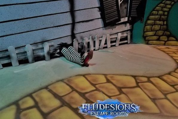 Escape From Oz (Eludesions Escape Rooms) Escape Room