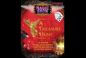 Квест MAGIC SHOW - A TREASURE HUNT
