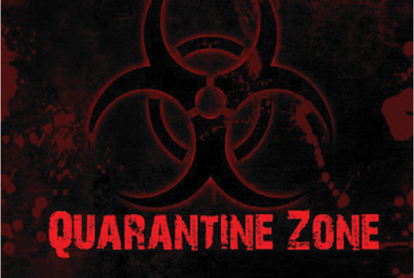 Quarantine Zone (The Hidden Hour) Escape Room