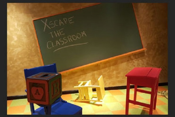 The Classroom (Xscape The Room) Escape Room