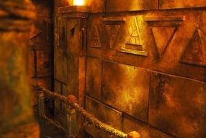 Квест Der Goldene Schädel