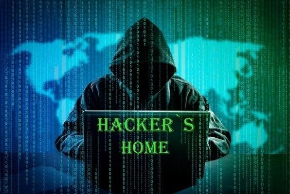 Das Versteck des Hackers