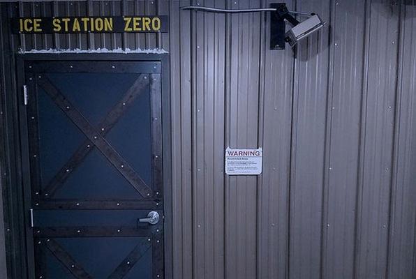 Ice Station Zero