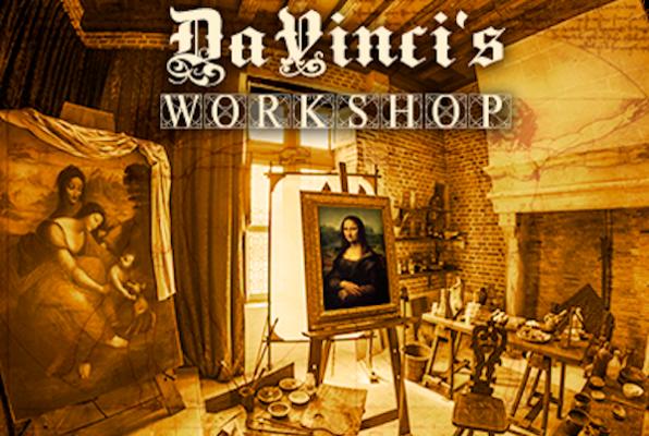 Da Vinci's Workshop