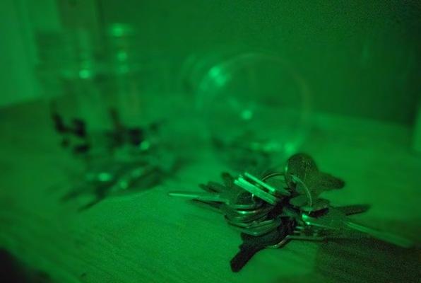 Abandoned Basement (The Hour Room) Escape Room