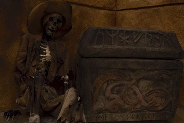 The Dragon's Lair (Maze Rooms) Escape Room