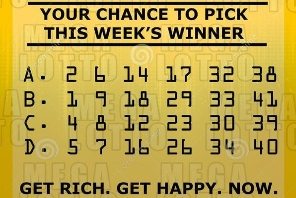 Grandpa's Lottery