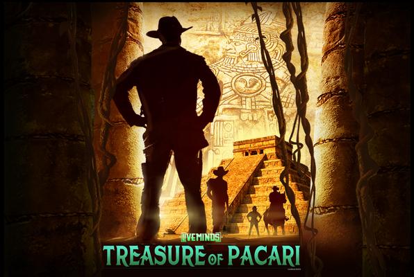 Treasure of Pacari