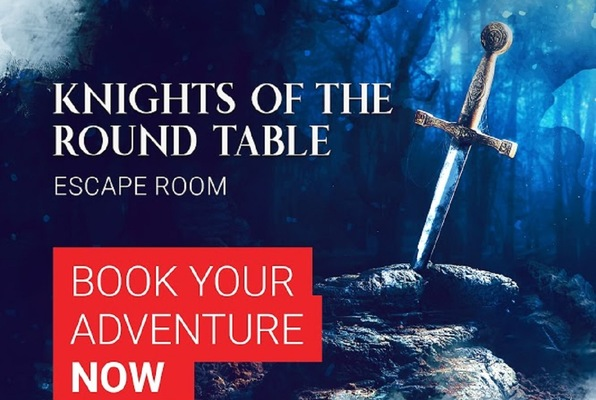 Knights of the Round Table (LA Dragon Studios) Escape Room