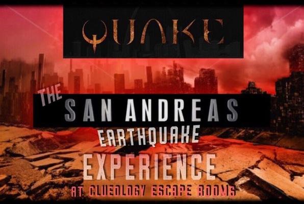 The San Andreas Earthquake Experience
