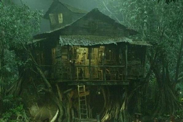 The Voodoo Cabin
