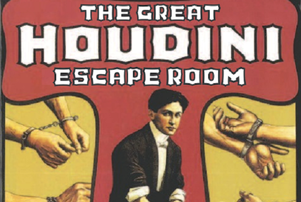 Houdini's Final Escape Room