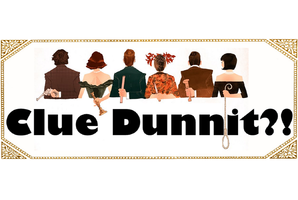 Квест Clue Dunnit?