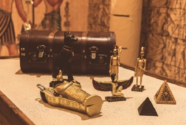 The Secrets of Egypt (Resolute) Escape Room