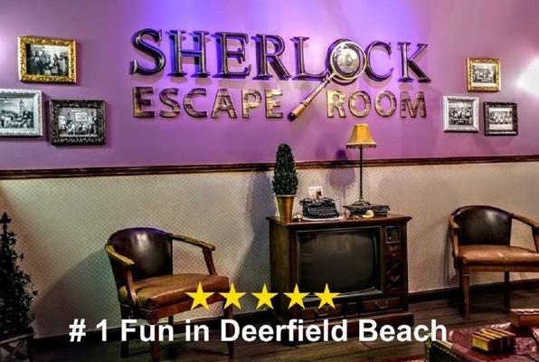 Amy's Revenge (Sherlock Escape Room) Escape Room