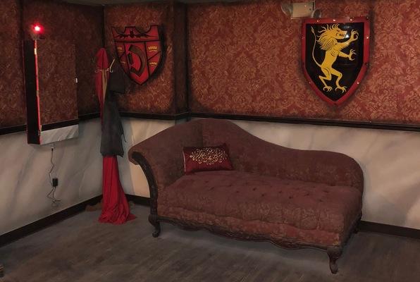 Dracula's Castle (Escape Room Extreme) Escape Room