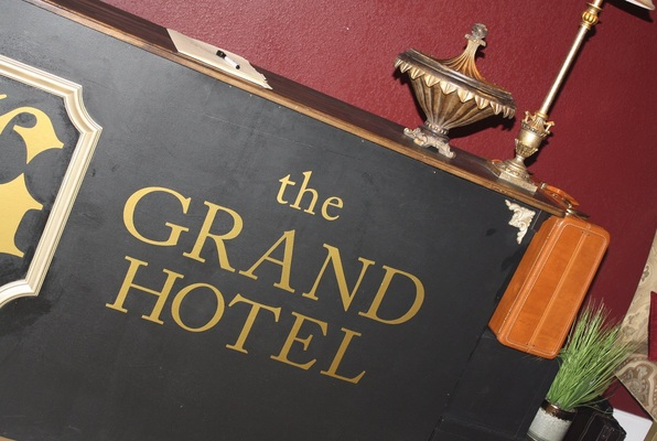 Heist at the Grand Hotel