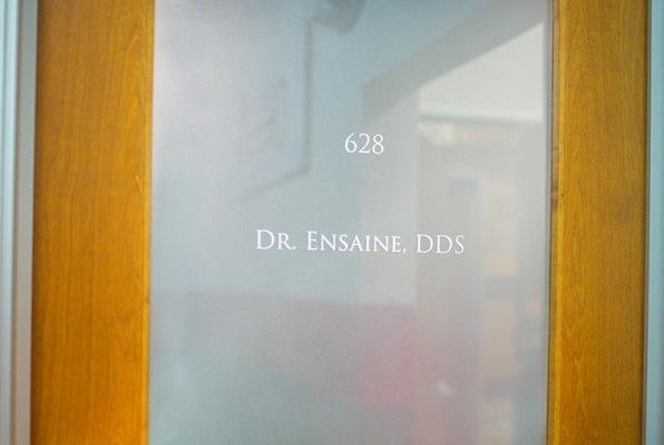 Dr. Ensaine