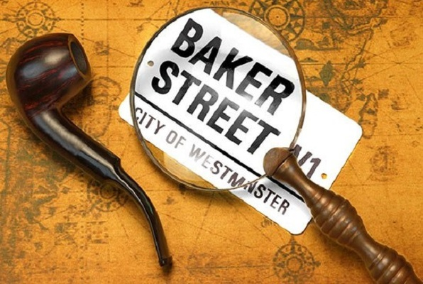 Baker Street Mystery (Incognito Escape Room) Escape Room