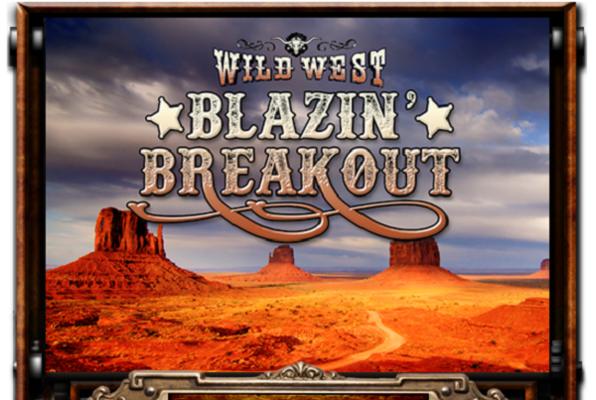 Blazin' Breakout