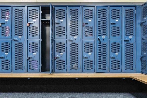 Championship Locker Room