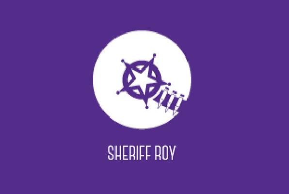 Sheriff Roy
