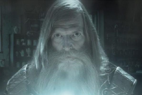 Sorcerer's Secret