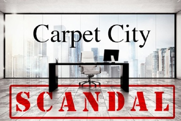 Carpet City Scandal