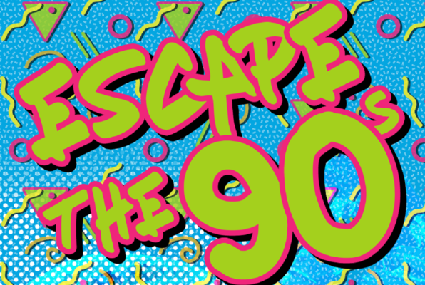 Escape the 90's (The Quandary Escape Rooms) Escape Room