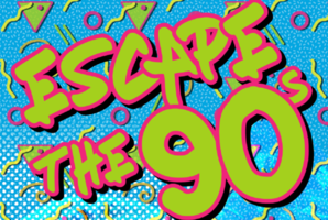Квест Escape the 90's
