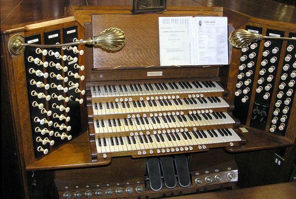 Eddy's Organs
