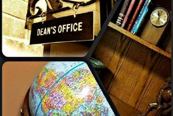 Dean's Office (Rugged Xscape) Escape Room