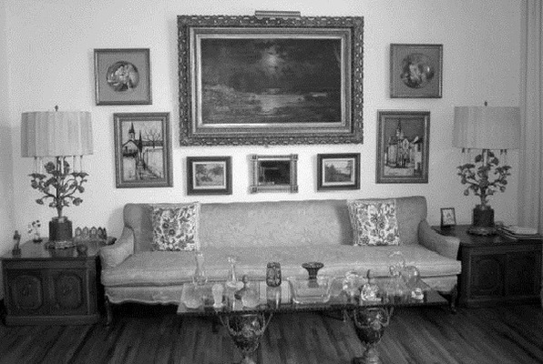 Grandma's Living Room