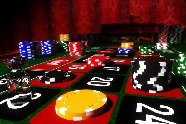 Casino Heist (Mission: Escape) Escape Room
