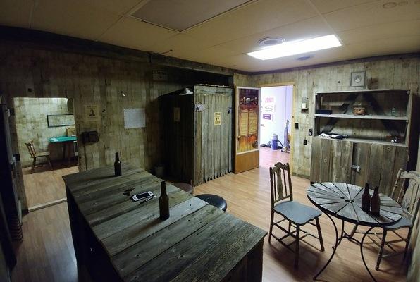 The Copperhead Saloon