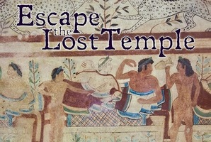 Квест Escape the Lost Temple