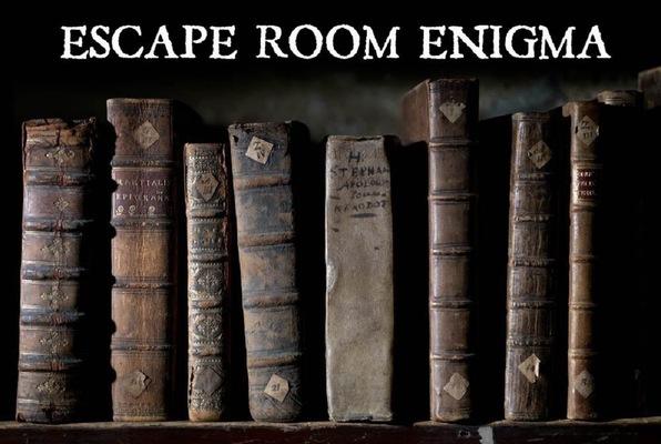Secret Room of Leonardo da Vinci (Escape Room Enigma) Escape Room
