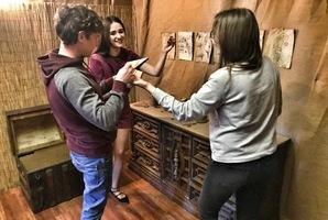 Квест Secret Room of Leonardo da Vinci